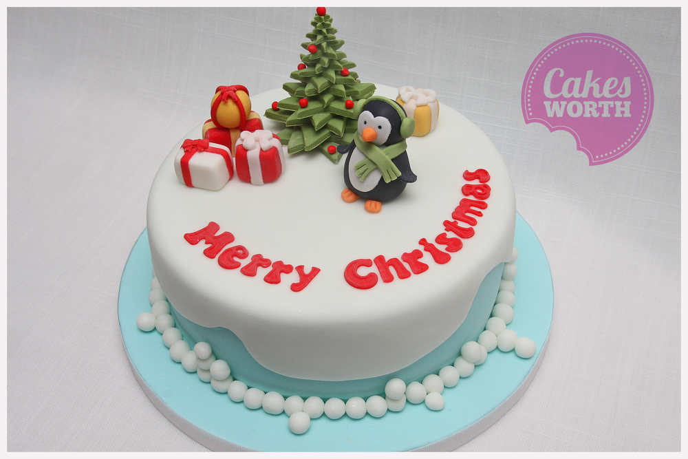 Cakes Are The One Most Favorite Thing On Christmas