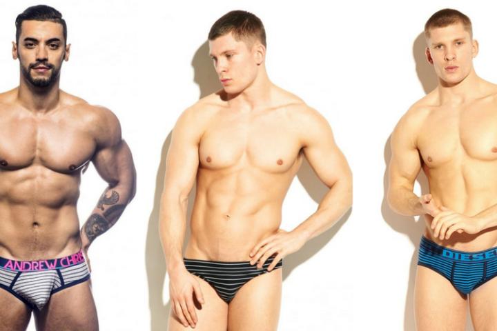 Designer Men's Underwear