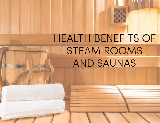 The Benefits Sauna Steam Baths Offer