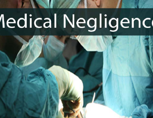 Handling Medical Negligence