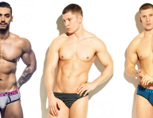 Designer Men's Underwear